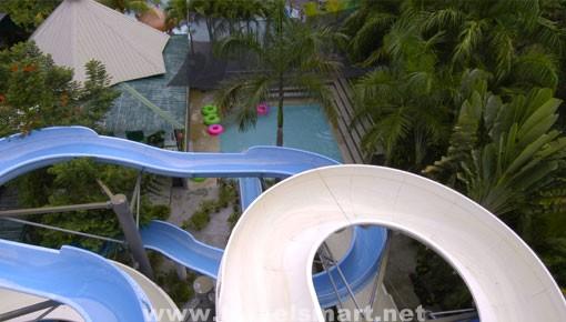 Splash Mountain Laguna: Slides, Pools, Hotel in Los Baños ... |Splash Mountain Laguna Hotel